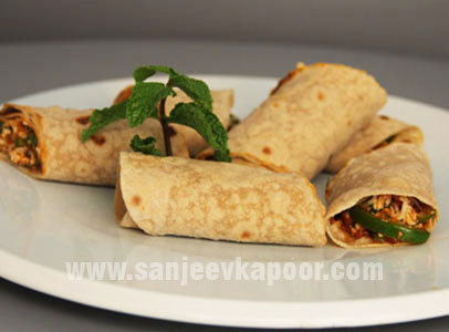 Breakfast Roll Vegetarian Recipe Foodfood Sanjeev Kapoor Kitchen By Master Chef Sanjeev Kapoor