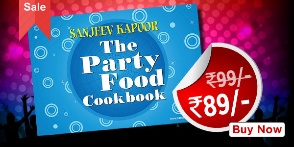 Sanjeev Kapoor - The Party Food CookBook