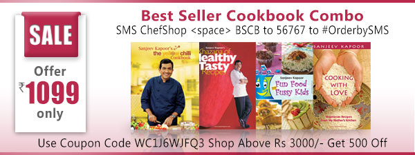Best Seller Cookbook Combo