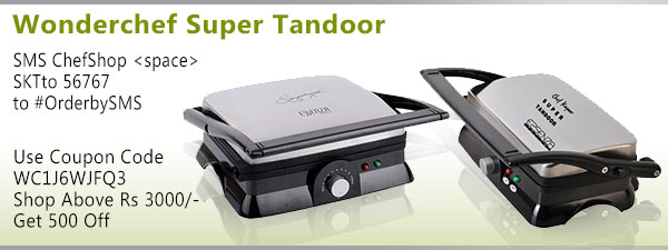 Wonderchef Super Tandoor