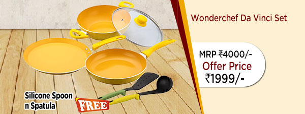 Wonderchef Da Vinci Set