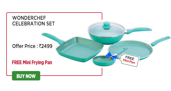 Wonderchef Celebration Set