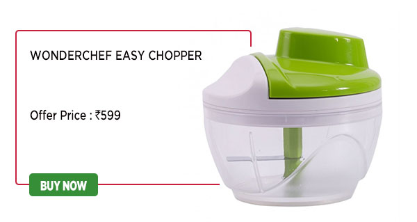 Wonderchef Easy Chopper