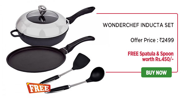 Wonderchef Inducta Set