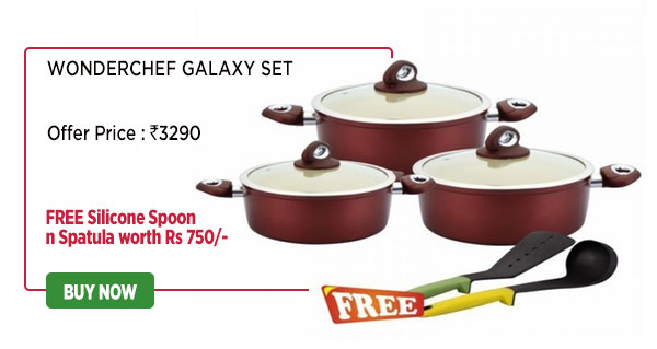 Wonderchef Galaxy Set