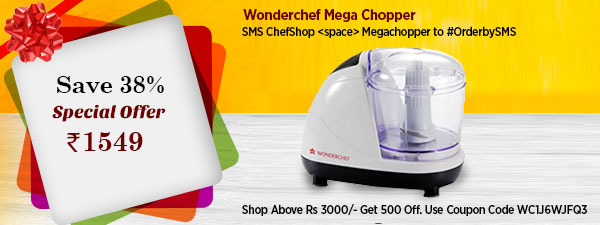 Wonderchef Mega Chopper