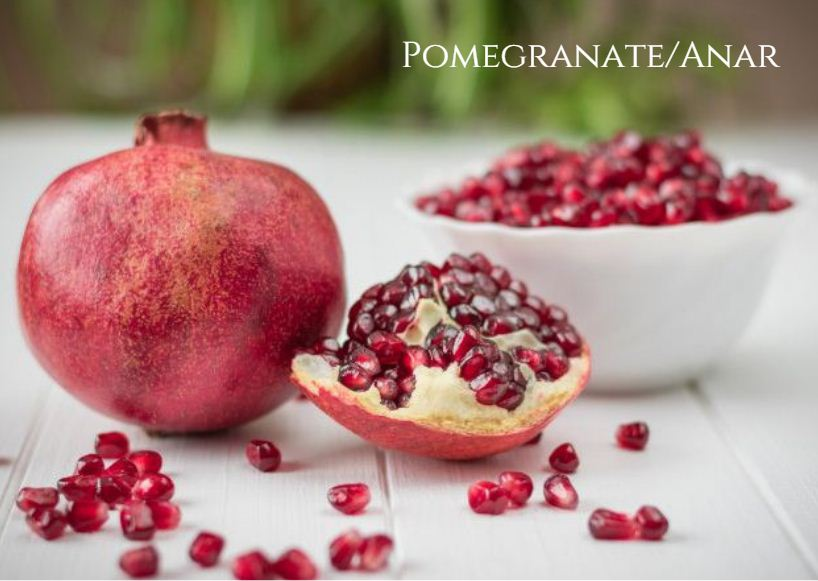 6 delicious ways to use Pomegranate