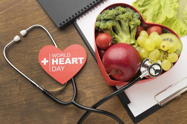 6 ways to a healthy heart