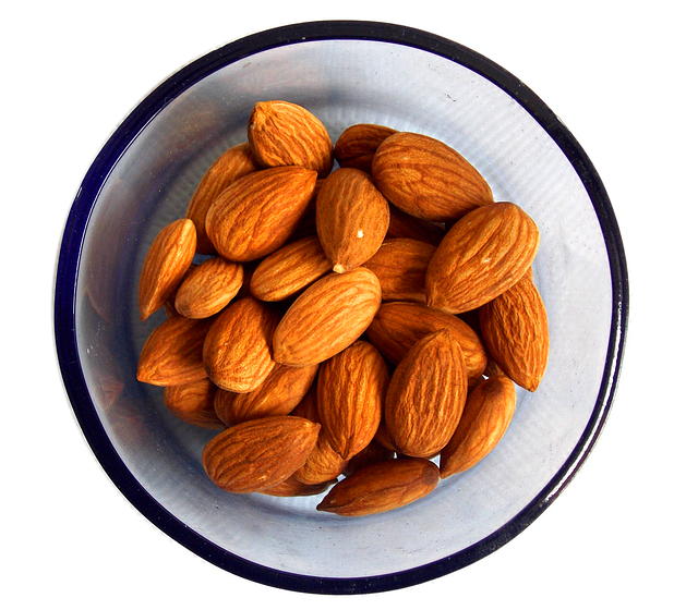 Almonds Go nuts this season