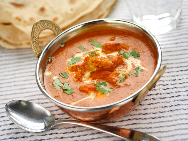 Butter Chicken and its Humble Origin Story