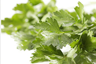 Flavour it up with parsley