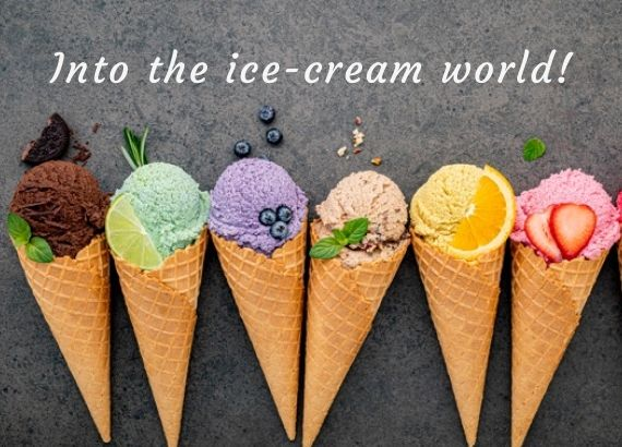 Into The Ice Cream World By Masterchef Sanjeev Kapoor