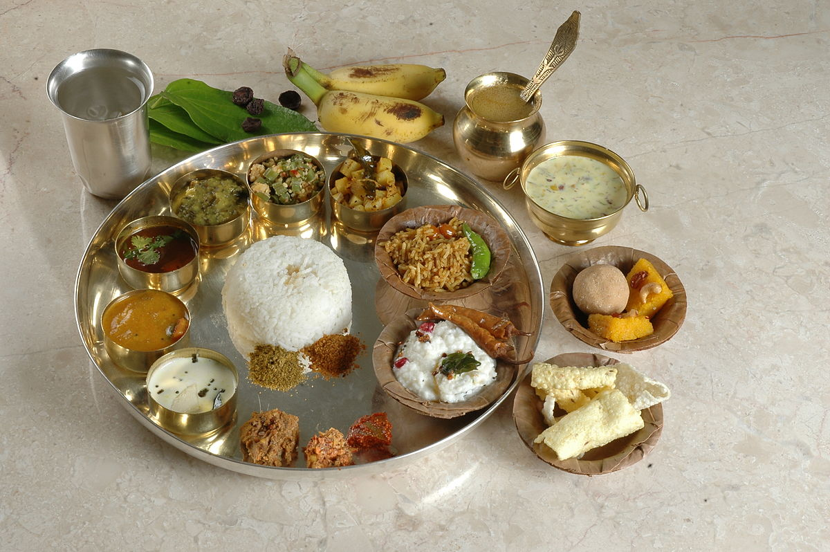 Lesser Known Thalis of India