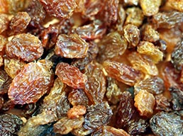 There are many reasons to like raisins