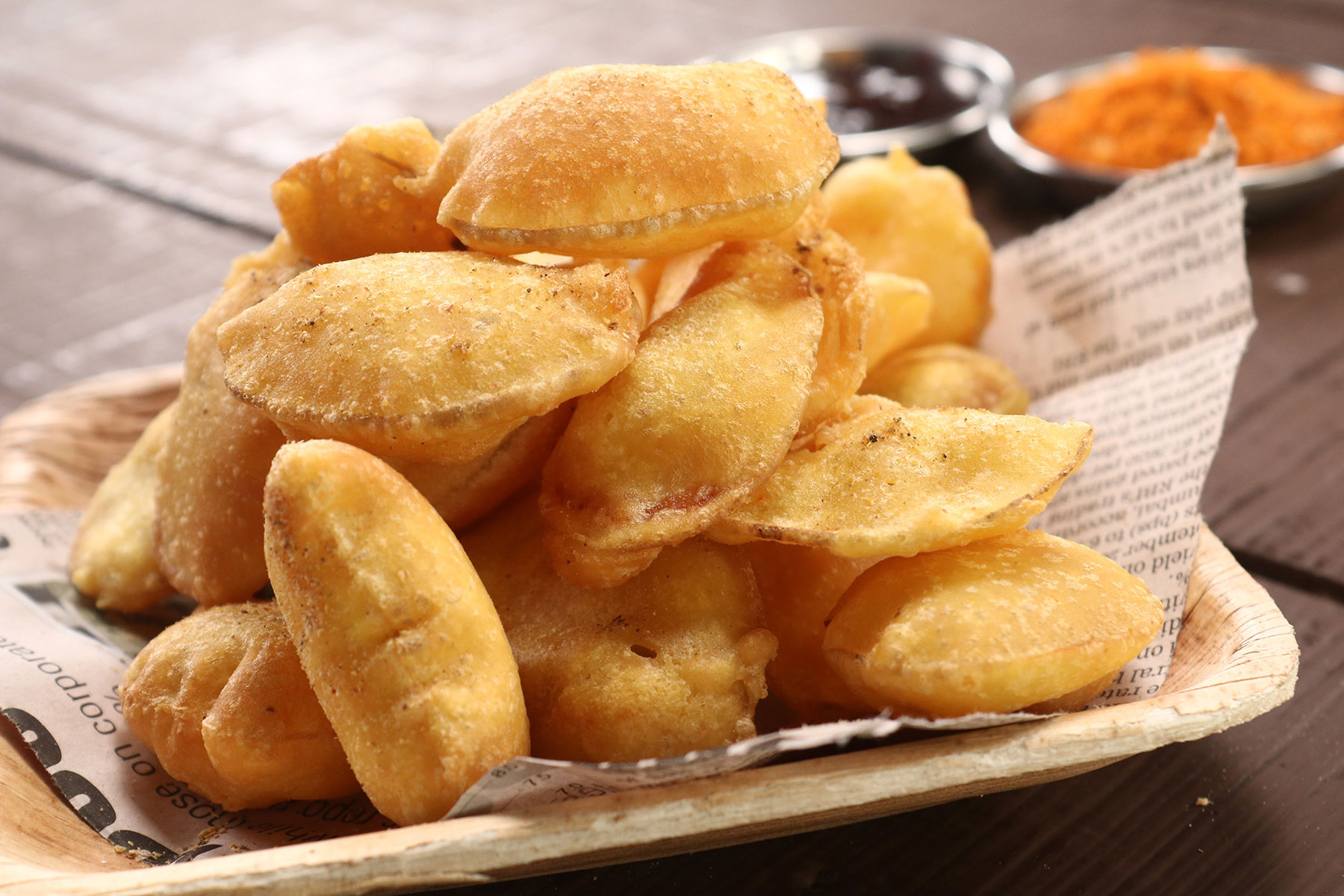 Tips and tricks for deep frying