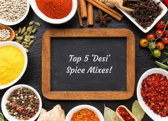 Top 5 Indian spice mixes that are as desirable as the garam masala