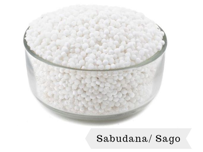 Why sabudana is the no 1 fast food