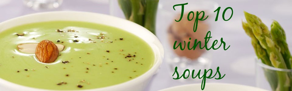 Top 10 winter soups
