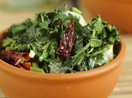 Innovative Recipes with Leafy Greens
