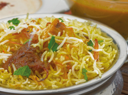 Unique biryani recipes