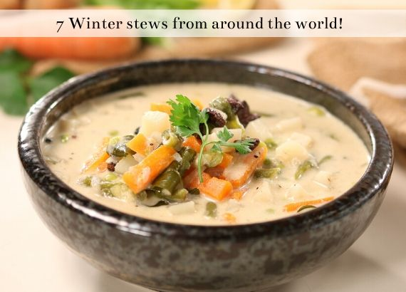 7 winter stews from around the world