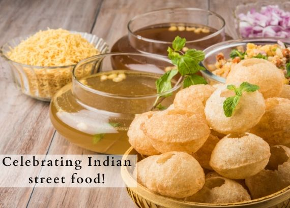 Celebrating indian street food recipes chef sanjeev kapoor in a country like ours finding good food is never an issue and the one thing that is common pan india is the availability of delicious cheap and quick on forumfinder Gallery