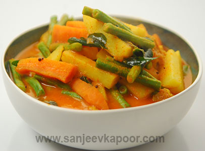 Alleppey Vegetable Curry