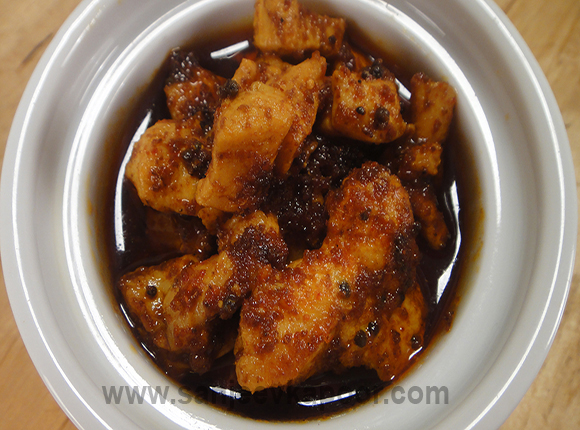 Andhra Chicken Pickle