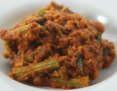 How to make andhra drumstick curry recipe by masterchef sanjeev kapoor andhra drumstick curry forumfinder Choice Image