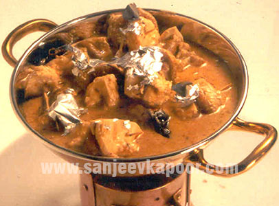 How To Make Anjeer Murg Recipe By Masterchef Sanjeev Kapoor