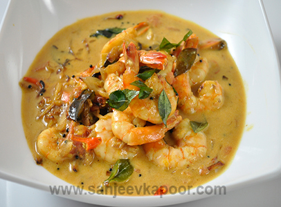 Asian Prawn Curry
