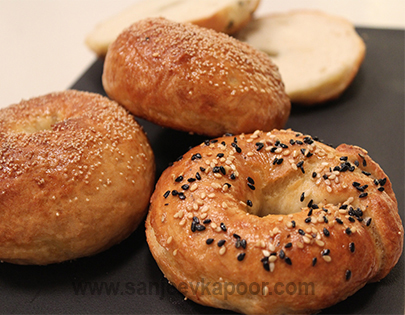 Bagel Bread
