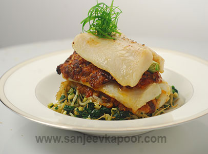 Baked Fish with Sundried Tomatoes