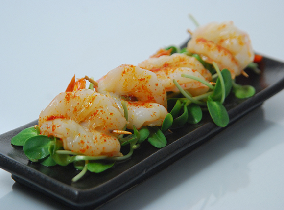 Baked Prawn Appetizer-Cook Smart