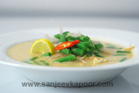 Balinese Vegetable Soup