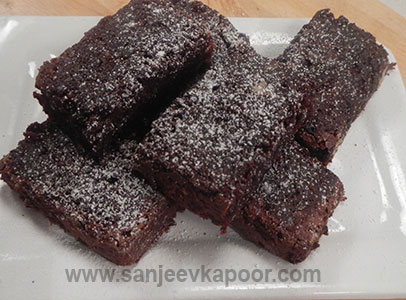 Beetroot-Brownie