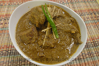 Bhuna Mutton With Coconut Masala