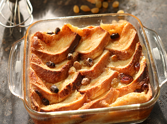 Bread and Butter Pudding -SK Khazana