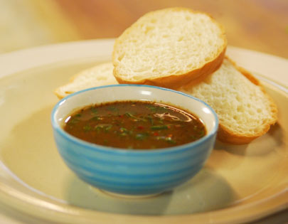 How To Make Bread Dipping Sauce Recipe By Masterchef Sanjeev Kapoor