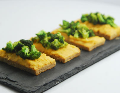 Broccoli Toast