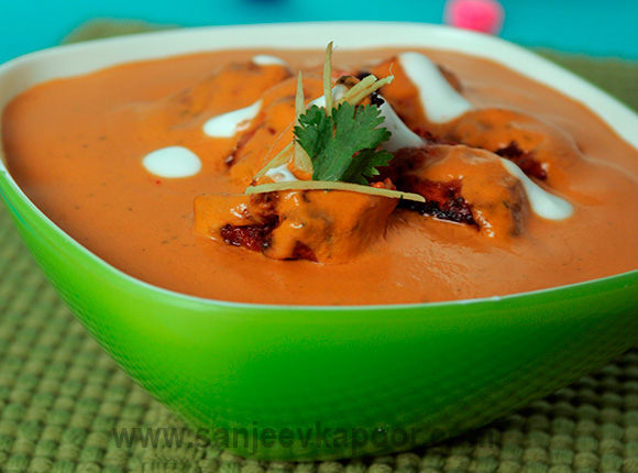 How to make butter chicken recipe by masterchef sanjeev kapoor forumfinder Images