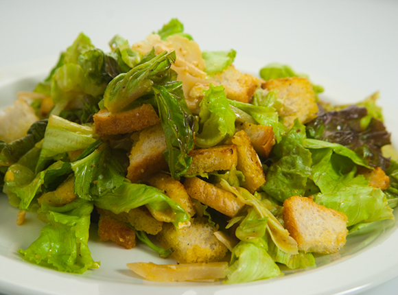 Caesar Salad - Cook Smart