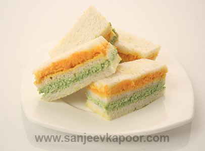 Carrot Cake Recipe By Sanjeev Kapoor