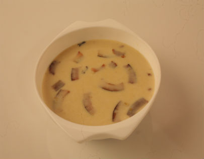 Chana and Moong Payasam