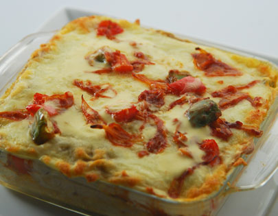 how to make different types of lasagna