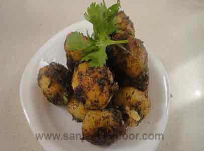 7 things about satvic food you need to know recipes chef sanjeev chatpate jeera aloo forumfinder Choice Image