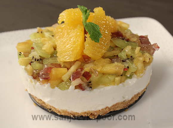 Dessert recipes by master chef sanjeev kapoor french toast pudding cheesecake forumfinder Choice Image