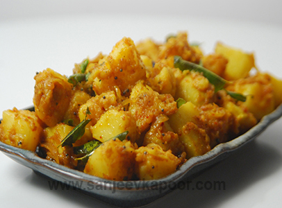 All recipes by sanjeev kapoor chettinad potato fry forumfinder Choice Image