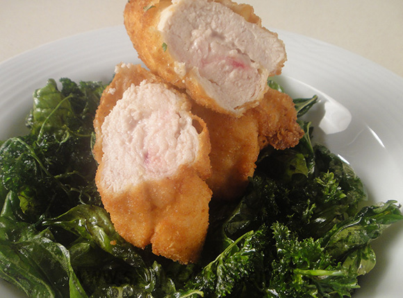 Chicken Ala Kiev