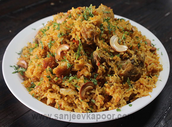 Chicken Chettinaad Biryani